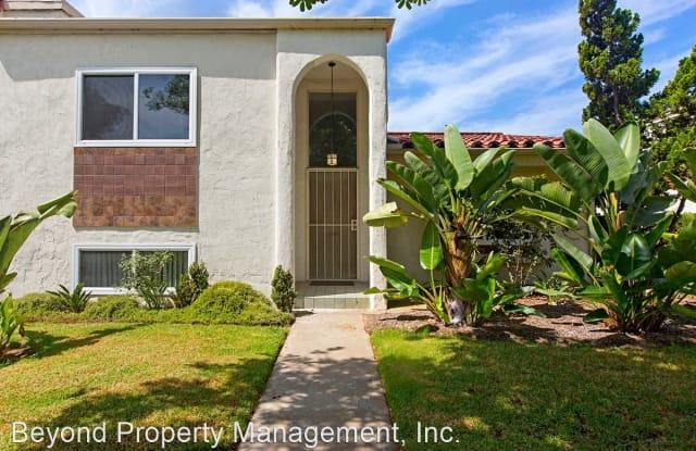 4118 Genesee Ave. - 4118 Genesee Avenue, San Diego, CA 92111
