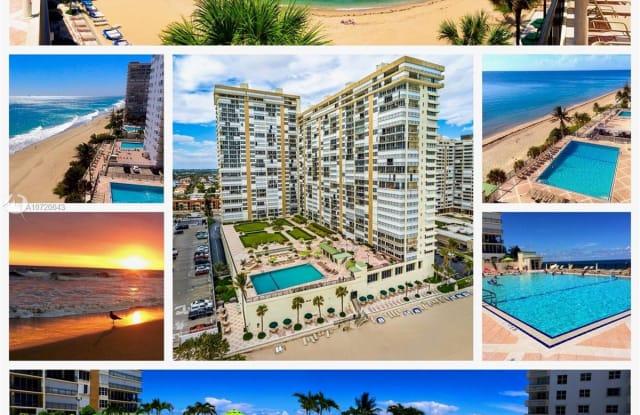 4280 Galt Ocean Dr - 4280 Galt Ocean Drive, Fort Lauderdale, FL 33308