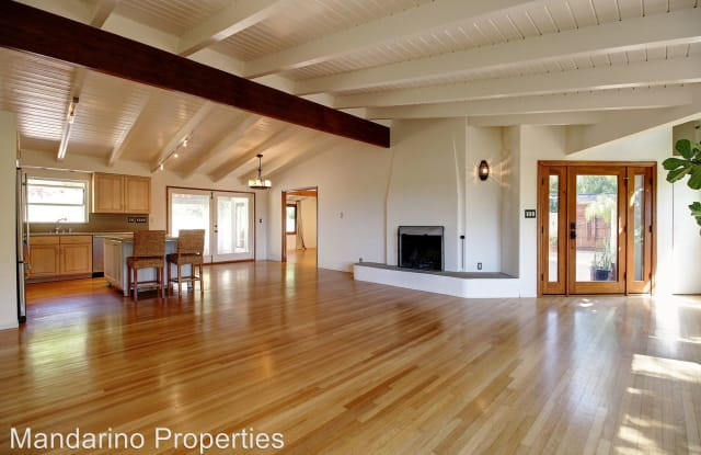 1405 Tunnel Road - 1405 Tunnel Road, Mission Canyon, CA 93105