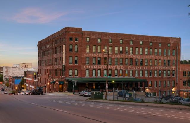 Lofts at 15th - 801 S 15th St, Omaha, NE 68108