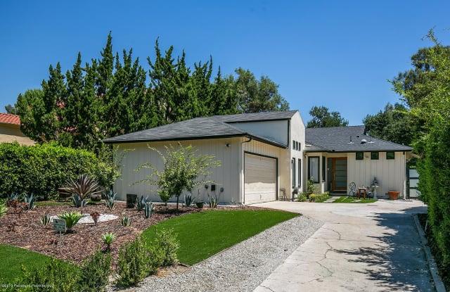 4384 Beulah Drive - 4384 Beulah Drive, La Cañada Flintridge, CA 91011
