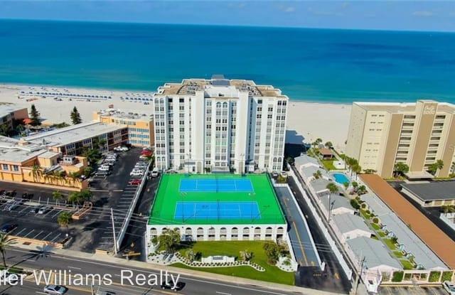 4950 Gulf Boulevard #807 - 4950 Gulf Boulevard, St. Pete Beach, FL 33706