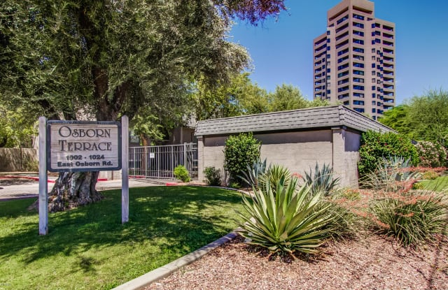 1022 E OSBORN Road - 1022 East Osborn Road, Phoenix, AZ 85014