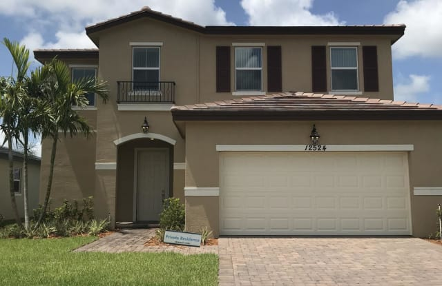 12524 NW Stanis Lane - 12524 NW Stanis Ln, Port St. Lucie, FL 34986