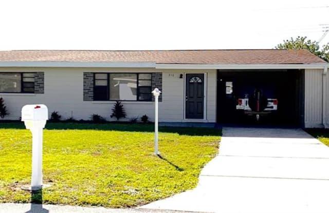 316 GLEN OAK ROAD - 316 Glen Oak Road, Venice Gardens, FL 34293