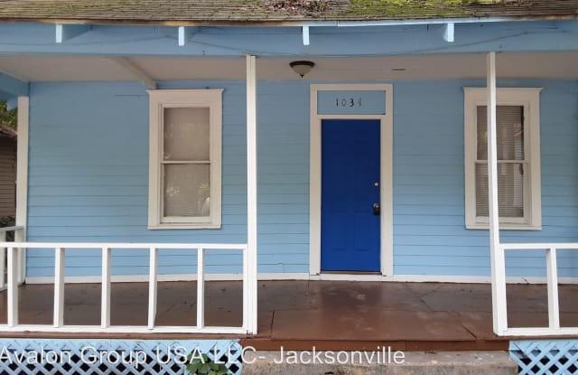 1034 E 14th Street - 1034 East 14th Street, Jacksonville, FL 32206