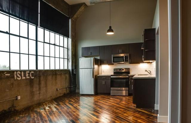 Bradford Mills Lofts - 1124 Reutlinger Avenue, Louisville, KY 40204