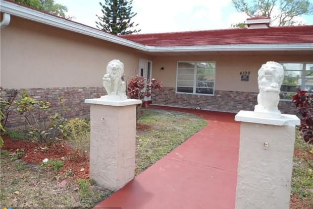4100 NW 110th Ave - 4100 Northwest 110th Avenue, Coral Springs, FL 33065