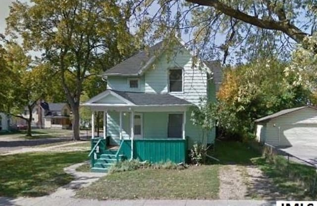 312 S PLEASANT ST - 312 South Pleasant Street, Jackson, MI 49203
