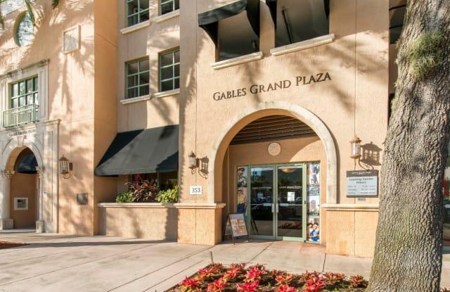Gables Grand Plaza Apartments - 353 Aragon Ave, Coral Gables, FL 33134