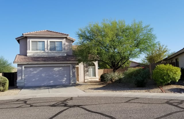 6521 W PRICKLY PEAR Trail - 6521 West Prickly Pear Trail, Phoenix, AZ 85083