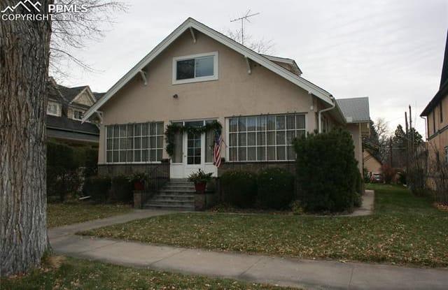 1719 Wood Avenue - 1719 Wood Avenue, Colorado Springs, CO 80907