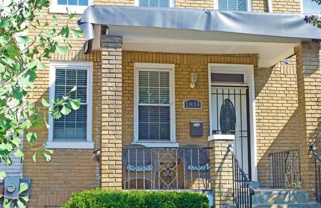 1814 BAY STREET SE - 1814 Bay Street Southeast, Washington, DC 20003