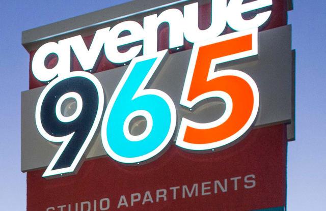 Avenue 965 - 965 Cottage Grove Ave, Las Vegas, NV 89119