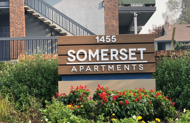 Somerset - 1455 Arnold Drive, Martinez, CA 94553