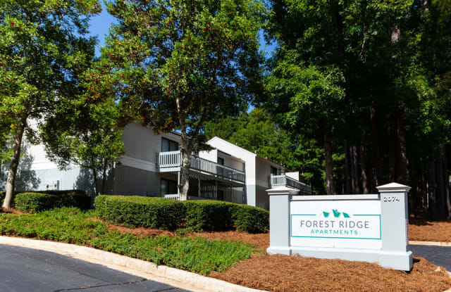 Forest Ridge Apartments - 2074 Forest Hill Road, Macon-Bibb, GA 31210