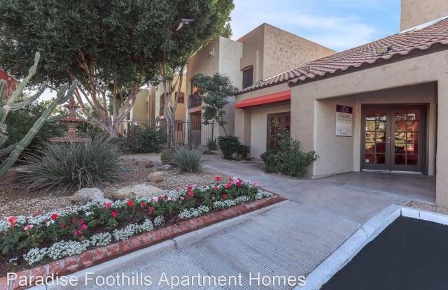 Paradise Foothills - 12231 N 19th St, Phoenix, AZ 85022