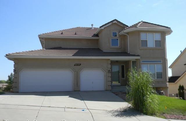 5135 Briscoglen Drive - 5135 Briscoglen Drive, Colorado Springs, CO 80906