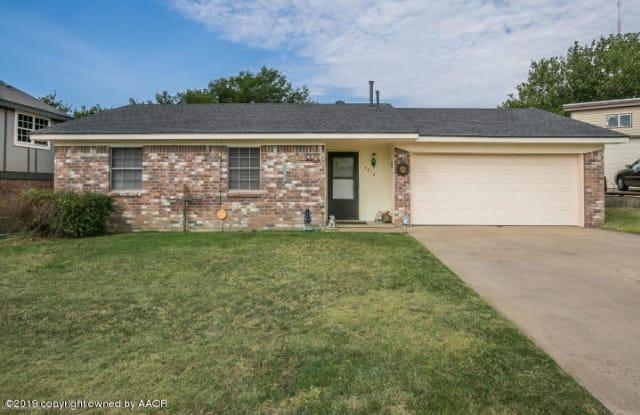 5214 LELAND DR - 5214 Leland Drive, Amarillo, TX 79110
