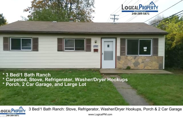 21921 Heussner Ave - 21921 Heussner Avenue, Warren, MI 48089