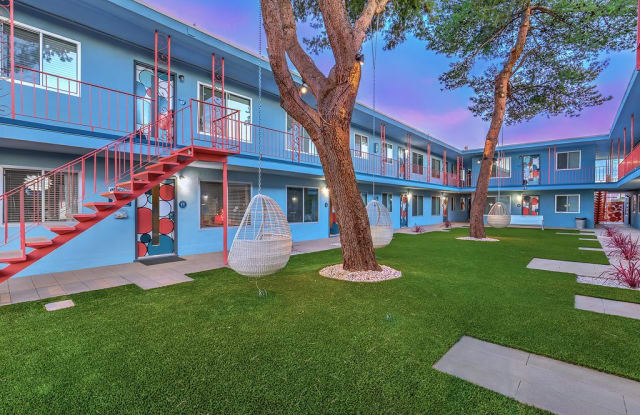 The Neon Apartments - 505 Desert Lane, Las Vegas, NV 89106