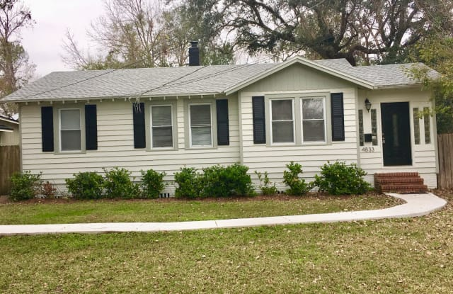 4833 APPLETON AVE - 4833 Appleton Avenue, Jacksonville, FL 32210