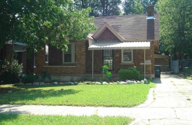 898 EVERGREEN - 898 N Evergreen St, Memphis, TN 38107