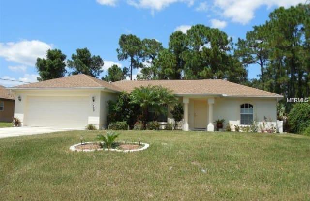 1335 GLENAN ROAD - 1335 Glenan Road, North Port, FL 34288