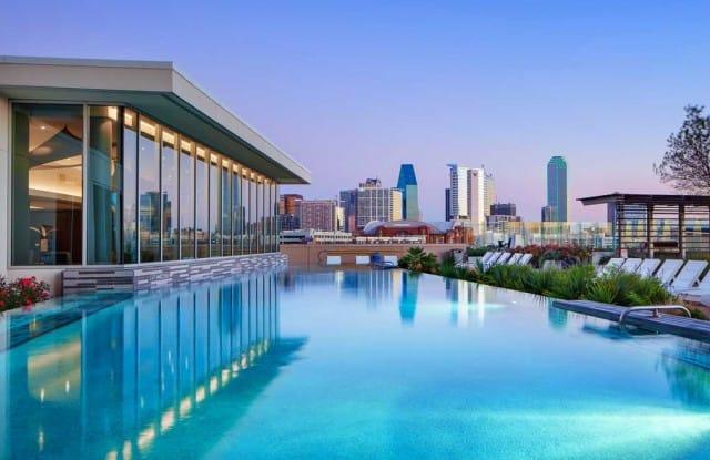 AMLI Design District - 1400 Hi Line Dr, Dallas, TX 75207
