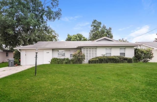149 Whitman Road - 149 Whitman Road Southeast, Cypress Gardens, FL 33884