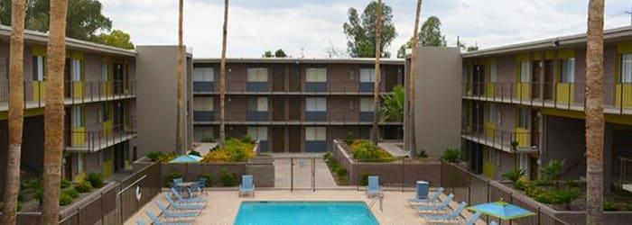 Sonoran Flats Phoenix Az Apartments For Rent