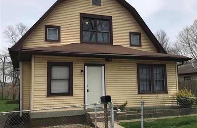3103 North GLADSTONE - 3103 North Gladstone Avenue, Indianapolis, IN 46218