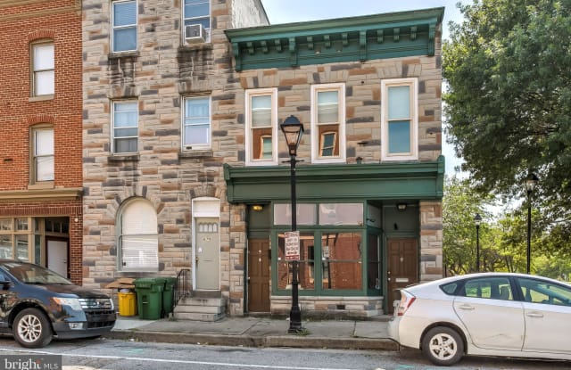 681 WASHINGTON BOULEVARD - 681 Washington Boulevard, Baltimore, MD 21230