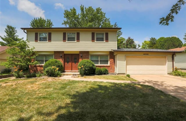 15723 Hill House Road - 15723 Hill House Road, Chesterfield, MO 63017