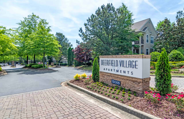 Deerfield Village Apartments - 13085 Morris Rd, Milton, GA 30004