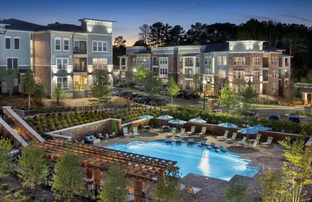 Meridian At Lafayette Fayetteville Ga Apartments For Rent