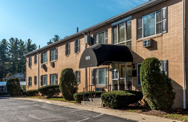 Clovelly Apartments - 160 Concord St, Nashua, NH 03064