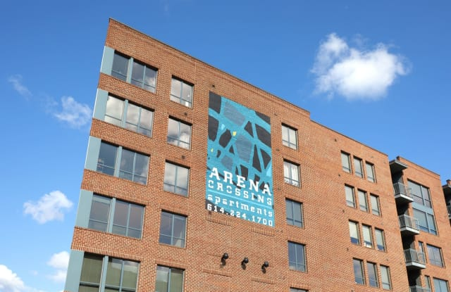Arena Crossing Apartments - 425 N Front St, Columbus, OH 43215