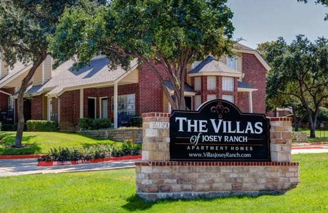 Villas of Josey Ranch - 2050 Keller Springs Road, Carrollton, TX 75006