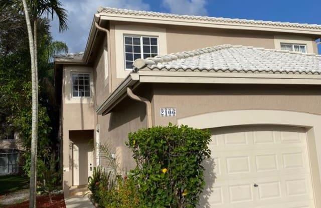 2106 Madeira Dr. - 2106 Madeira Drive, Weston, FL 33327