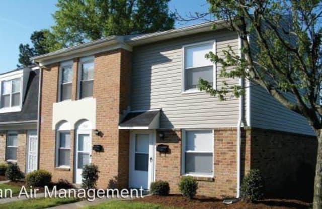 4568 Greenwood Drive - 4568 Greenwood Drive, Portsmouth, VA 23701