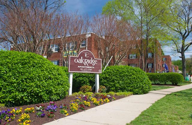 Oak Ridge - 5510 Madison St, Riverdale Park, MD 20737
