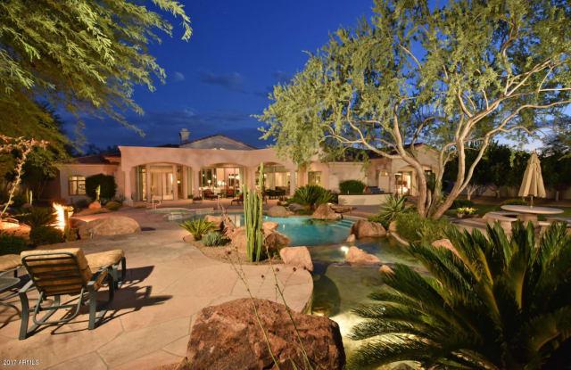 8350 E VIA DEL SOL Drive - 8350 East via Del Sol Drive, Scottsdale, AZ 85255