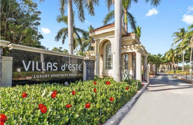 Villas D'Este - 125 via D Este Dr, Delray Beach, FL 33445