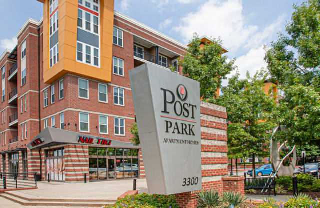 Post Park - 3300 East-West Hwy, Chillum, MD 20782