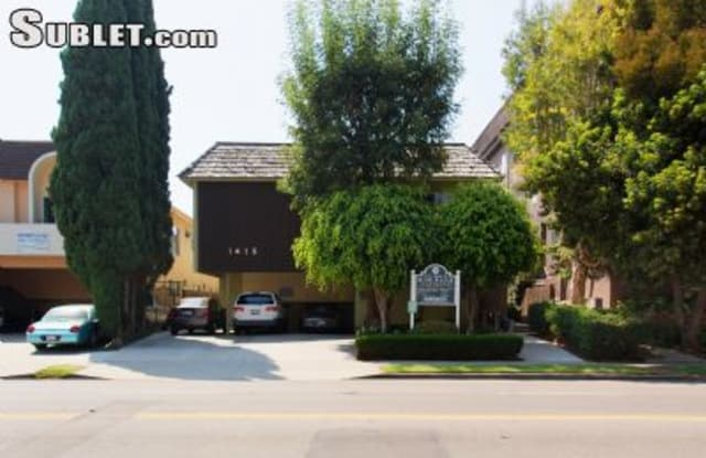 1415 Bundy Dr - 1415 South Bundy Drive, Los Angeles, CA 90025