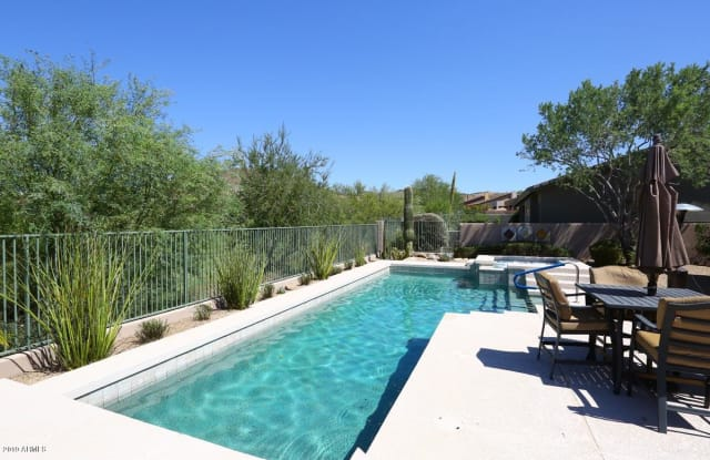 9032 N LONGFEATHER Drive - 9032 North Longfeather, Fountain Hills, AZ 85268