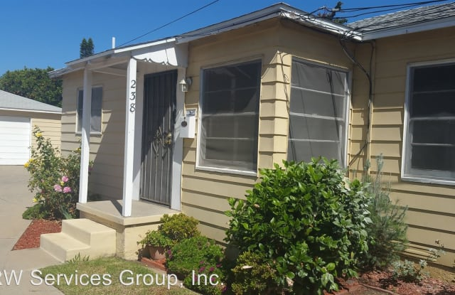 238 Glover Avenue - 238 Glover Avenue, Chula Vista, CA 91910