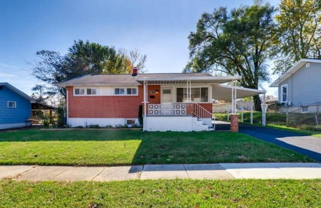 8611 Allenswood Road - 8611 Allenswood Road, Randallstown, MD 21133