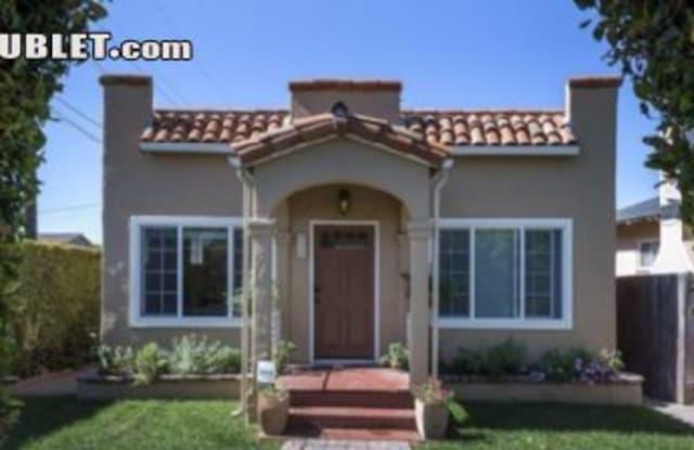 621 N Alisos St - 621 North Alisos Street, Santa Barbara, CA 93103
